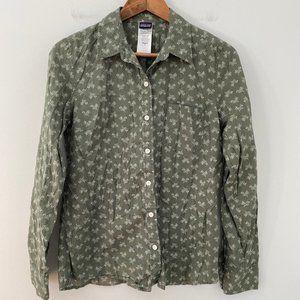 Patagonia Lightweight Organic Cotton Button Down Shirt